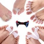 11 Piece Bunion Correctors and Toe Straightener Set