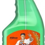 Mr Muscle Advanced Power Window & Glass Spray 750ml, Pack of 6