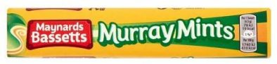 Bassetts Murray Mint Roll Sweets, 45g Pack of 40