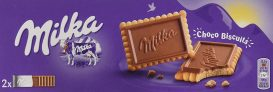 Milka Chocolate Biscuits 150g