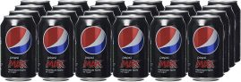 Pepsi Max Cola Can 330 ml (Pack of 24)
