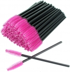Eyelash brushes. 50 pieces