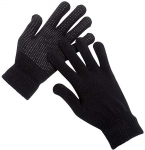 MEGA DEAL 3 Pairs Mens Magic Stretch Gripper Winter Outdoor Thermal Gloves