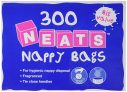 Robinson 8076A Neats Nappy Bags (Pack of 300)