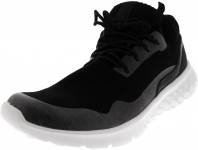 Womens Fitness Running Walking Sock Fit Lace Up Lightweight Gym Cushioned Trainers